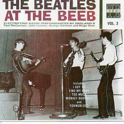 the Beatles at the Beeb 2 CD Value Guaranteed from eBay's biggest seller!