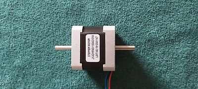 Dual Shaft Nema 17 Stepper Motor Bipolar  1 Amp 0.9°  (K40)