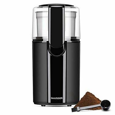SHARDOR Coffee Grinder Electric with Removable Bowl, Grinder for Grain, Coffee