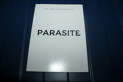 PARASITE 2019 FYC Full Movie DVD Promo-Only Rare Screener hj47