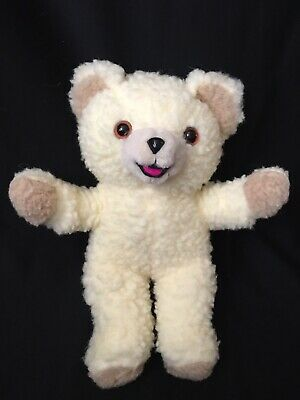 Vtg 1996 Plush SNUGGLE BEAR Lever Brothers Company/Greystone Stuffed Animal 11""