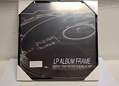 LOT OF (3) RECORD ALBUM FRAMES NEW in wrap. FREE SHIP