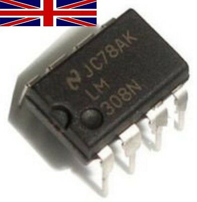 LM308N LM308 DIP-8 Integrated Circuit from National Semiconductor