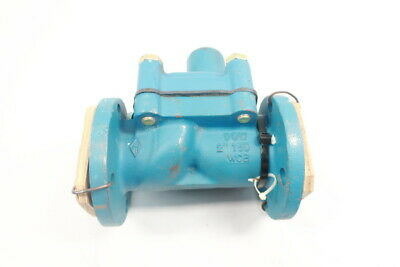 Dow Steel Flanged Diaphragm Valve 2in 150