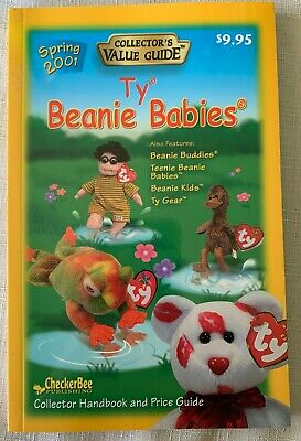 Ty Beanie Babies Spring 2001 Collector's Value Guide