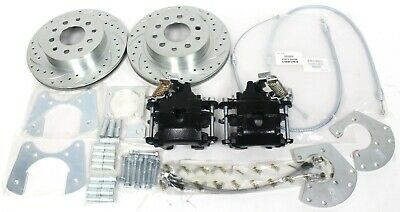 Right Stuff Signature GM 10 / 12 Bolt Rear Big Brake Conversion Kit  *CLEARANCE*