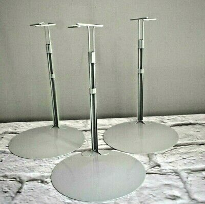 "1 Kaiser 6001 White Metal Doll Stand 48/"" Dolls fits size 34/"""