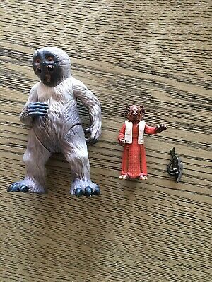 Star Wars Kabe and Muftak cantina aliens action figure double pack Kenner Hasbro