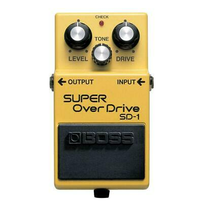Boss SD-1 Super Overdrive Pedale