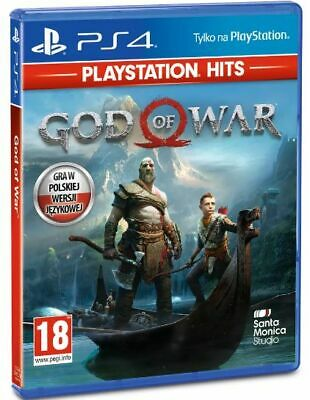 God Of War 4 Iv Sony Ps4 Russian Audio New Sealed Turkish 2018