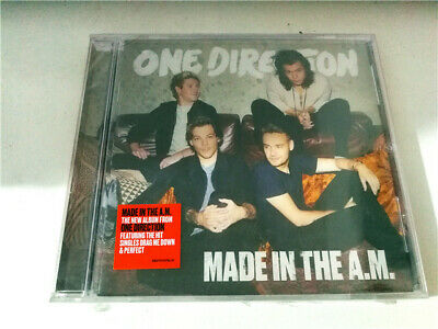 One Direction – Made In The A.M. 88875130792 US CD SEALED