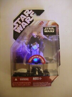 Star Wars 30th Anniversary Cantina Band Member Weekends 2007 figure moc carded