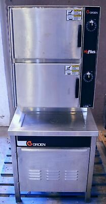 Groen HY-6SM-24 Hypersteam Boilerless Double Convection Steamer Oven