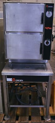 Groen HY-6SM Electric Hypersteam Boilerless Double Convection Steamer Oven