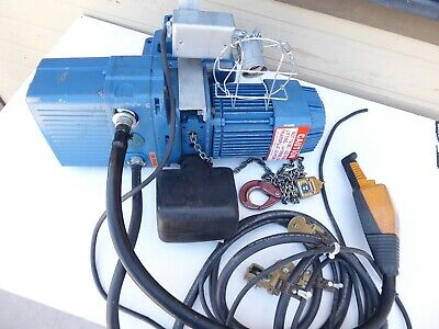 Demag Dkun 2-250 Kv1F4 230V Electric Hoist