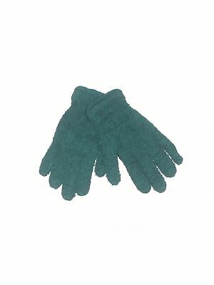 Unbranded Women Green Gloves M