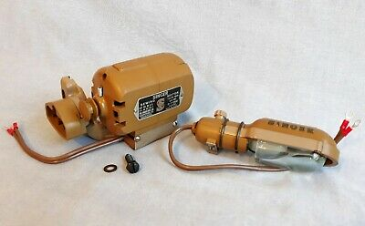 Singer Sewing Machine Motor & Light REWIRED from 306 TESTED Work BEAUTIFULLY