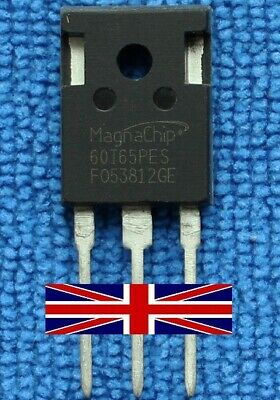 MBQ60T65PES 60T65PES TO-247 Transistor from Magnachip