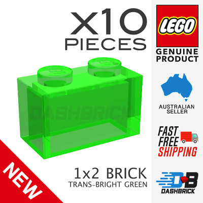 LEGO® Brick 1 X 2 Trans Dark Pink 25 X Bricks of Part 3065 MOC