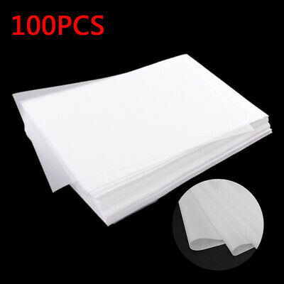100 Pcs/kit A4 Translucent Tracing Copy Paper Arts Drawing Calligraphy Painting