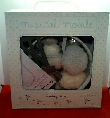 Counting Sheep Mobile 7917CS by Silver Cloud