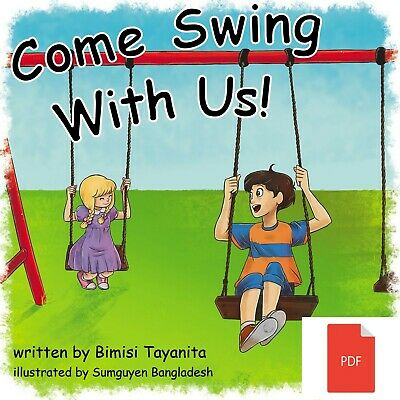 Come Swing With Us- Mega Funny Children/Adult (PDF) Book fast delivery