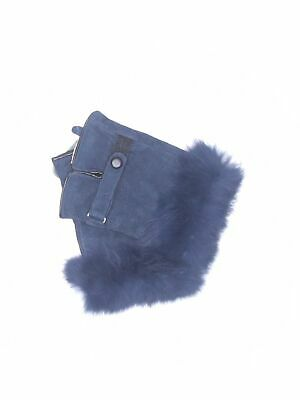 Unbranded Women Blue Gloves L