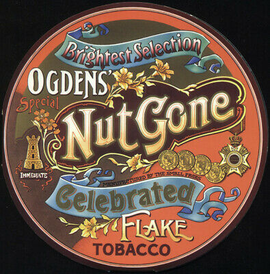 SMALL FACES ~ Ogdens' Nut Gone Flake ~ 2001 UK Sanctuary STEREO 12-trk CD album