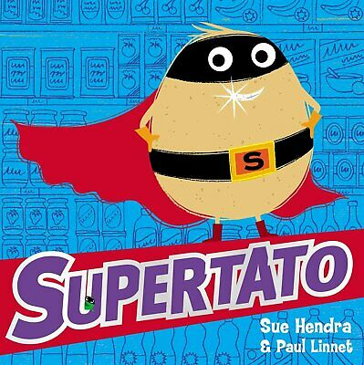 Supertato by Sue Hendra (Paperback, 2014) 9780857074478