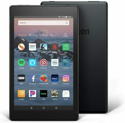 "Amazon Fire Tablet Only HD8 (8th Generation) 8"" 32gb - Kid's Edition - Open Box"