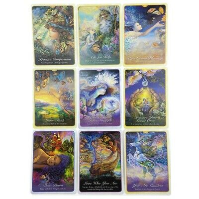 50x Whispers of Love Oracle Deck Cards Attracting More Love Into Your Life Gift