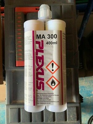 Plexus MA300 Fast High Strength Methacrylate 400ml