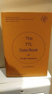 The  Ttl  Data Book  For  Design  Engineers  Second  Edition  1976