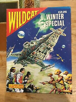 Wildcat Winter Special 1989 Final Wildcat Special