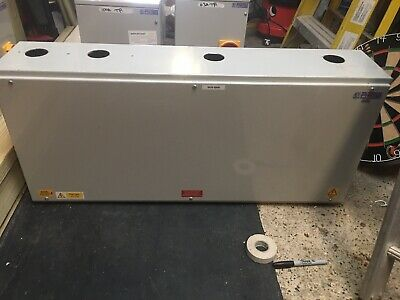 200 Amp Busbar Chamber And Five Switch Fused  Disconnectors