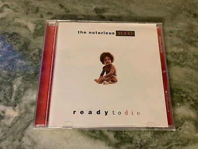 Ready to Die [PA] by The Notorious B.I.G (CD USA Bad Boy Entertainment/BMG)