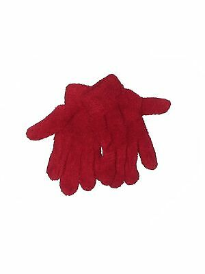 Joe Boxer Women Red Gloves One Size