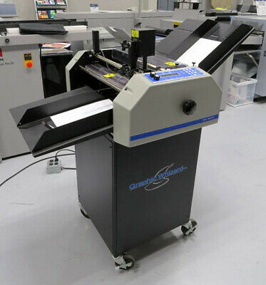 Graphic Whizard GW6000 Numbering Machine Excellent Cond. – Graphic Whizard Duplo
