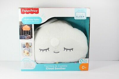 Fisher-Price Twinkle and Cuddle Cloud Soother