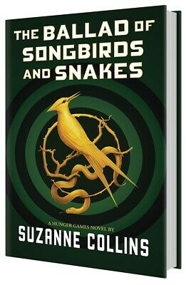 The Ballad of Songbirds and Snakes (A Hunger Games Novel Series)