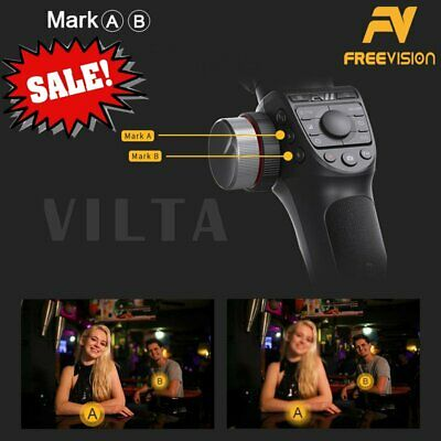 Freevision Vilta-M Pro 3-Axis Handheld Stabilizer GimbalPremium Stability Double