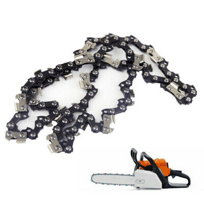 2 Rocwood 3//8 LP .050 1.3mm 50 DL Drive Links Chainsaw Saw Chain Loop 3//8LP