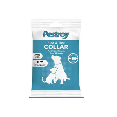 Bob Martin Clear Flea and Tick Repellent Protection Collar for Cats or Dogs
