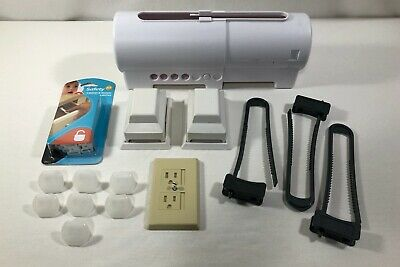 Safety 1st Baby Child Proofing Cabinet Drawer Latches Locks Outlet Covers Multi