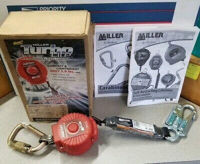 Miller Turbo Lite Personal Fall Limiter MFL-1/6FT