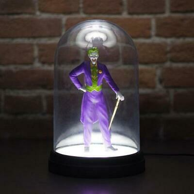 THE JOKER COLECTIBLE LIGHT -  Lampada da Ambiente con Statua 20 cm - Alimentazio