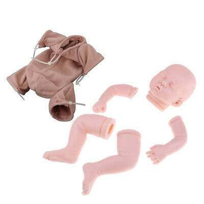 20'' Realistic Reborn Baby Dolls with Cloth Handmade Newborn Vinyl Silicone Boy