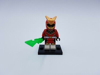 Lego  Figurine Super Guerrier Serie 20 N° 9 Ref 71027  *Comme Neuf*