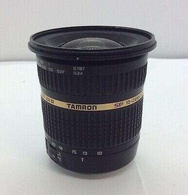 Tamron SP AF Wide-Angle Zoom 10-24mm f/3.5-4.5 Di II LD *Canon Fit*