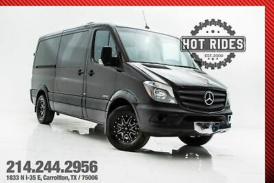 2014 Mercedes-Benz Sprinter 2500 Diesel Passenger Vans 2014 Mercedes Benz Sprinter 2500 Diesel! Many Options! Rear AC! MUST SEE